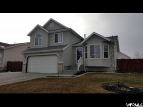 Home for sale at 5573 S 4100 West, Roy, UT 84067. Listed at 259000 with 4 bedrooms, 2 bathrooms and 1,633 total square feet