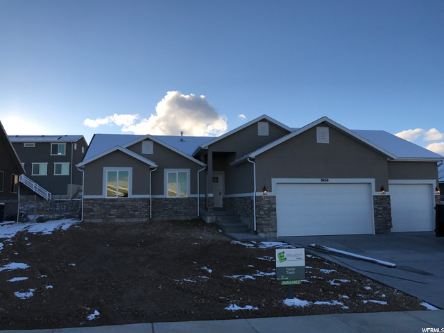8456 S DELICATE ARCH LOT#2015 DR Unit 2015, West Jordan UT 84084