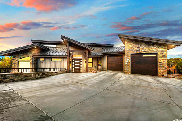 3088 E CORRAL PEAK CIR (LOT 143) Unit 143, Heber City UT 84032
