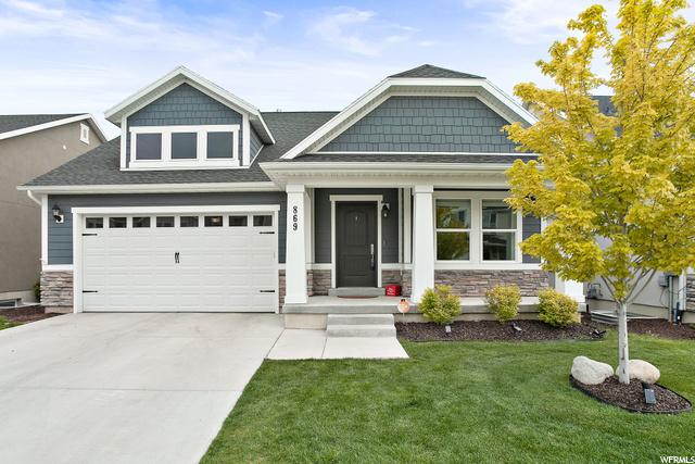 869 FAIRWAY, Orem, Utah 84059, 4 Bedrooms Bedrooms, 13 Rooms Rooms,3 BathroomsBathrooms,Residential,For Sale,FAIRWAY,1674934