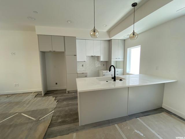 Kitchen - Level 2: Construction Progress