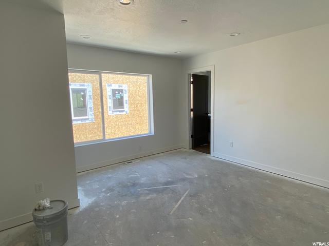 Master Bedroom - Level 3: Construction Progress 7/7/20