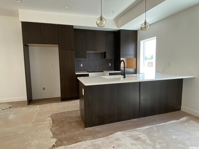 Kitchen - Level 2: Construction Progress 7/7/20